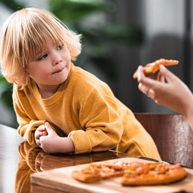 Magioni richt zich met dierenpizza op thuis samen koken met de kids
