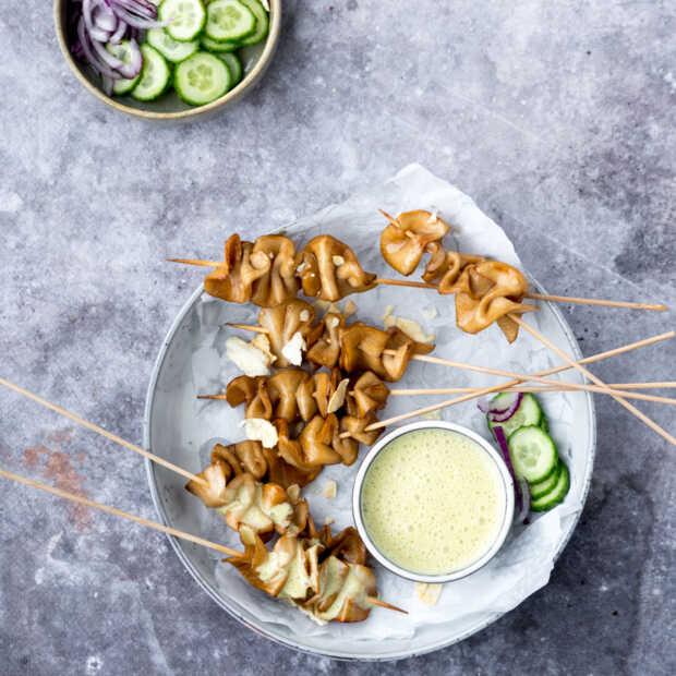Vegan East staat vol plantaardige recepten uit de oosterse keuken