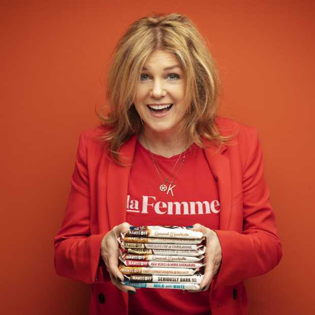 Kitty Smeeten: de vrouw achter Hands Off My Chocolate