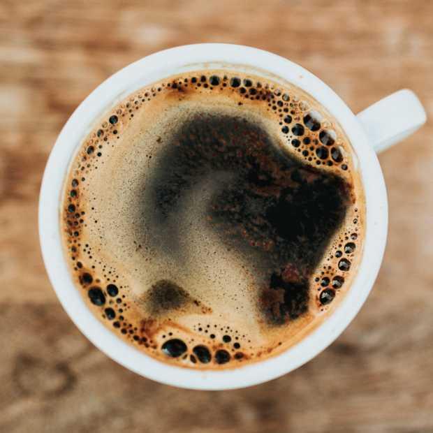 Decaf koffie is niet volledig cafeïnevrij