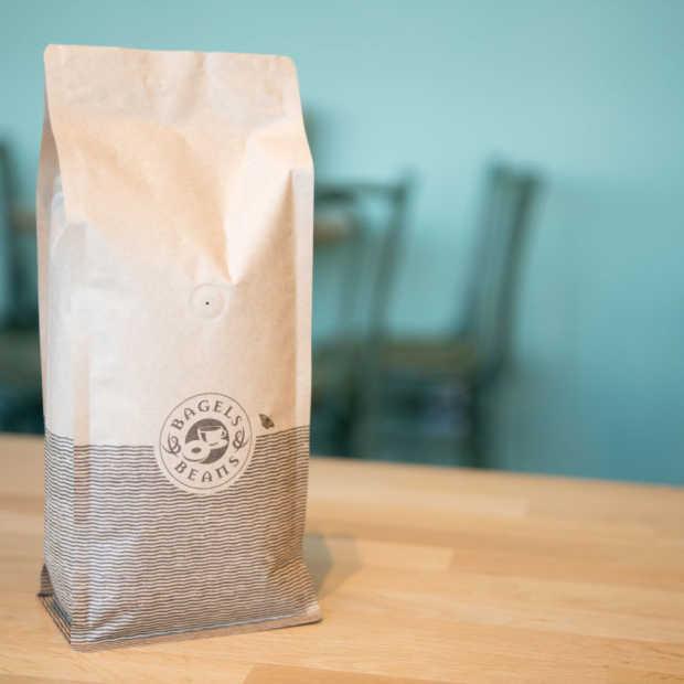 Koffiebonen Bagels & Beans te koop in webshop