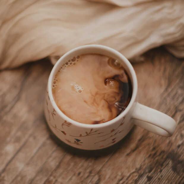 We drinken vier koppen koffie en drie koppen thee gemiddeld per dag