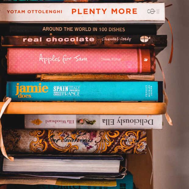 Zes boeken in de running voor publieksprijs Kookboek van het Jaar