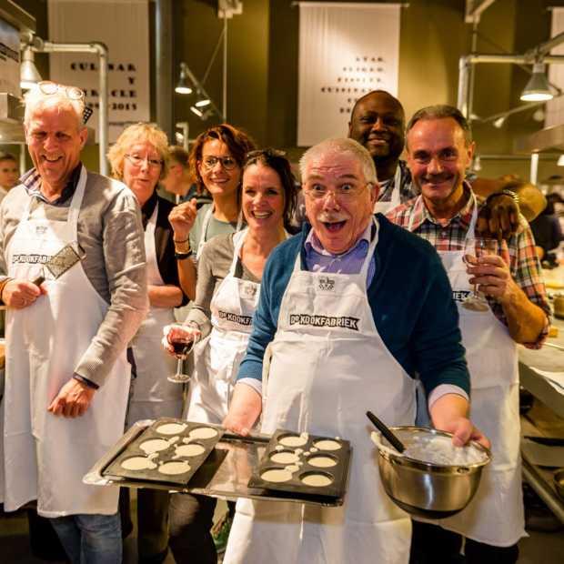 De Kookfabriek lanceert st(r)eaming chefs