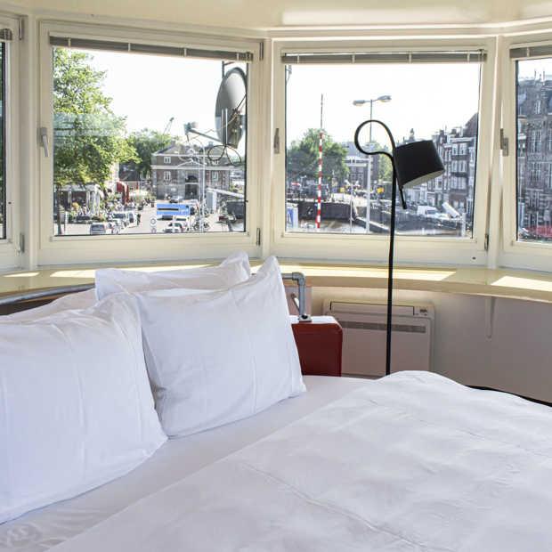 Proef drie dagen (en nachten) pittig Amsterdam vanuit een brugwachtershuisje