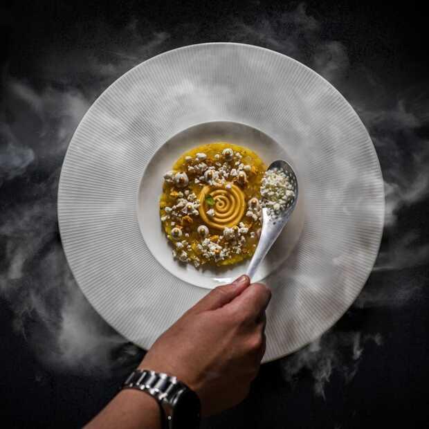Met Michelin Specials geniet je bij toprestaurant van speciale menu's