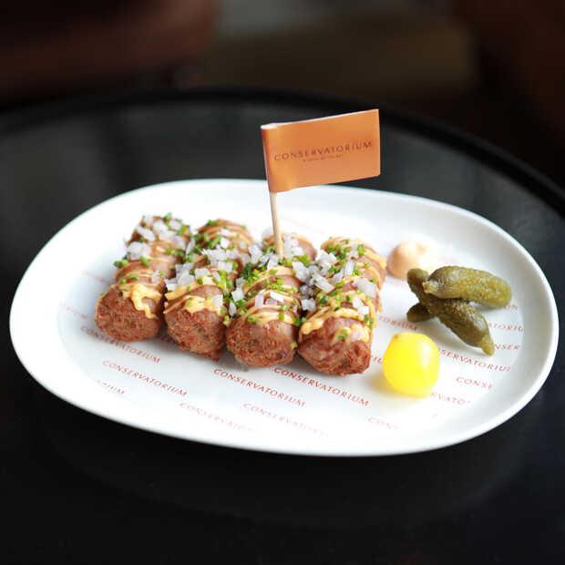 Culinaire frikandel Le Frique wil Nederland veroveren