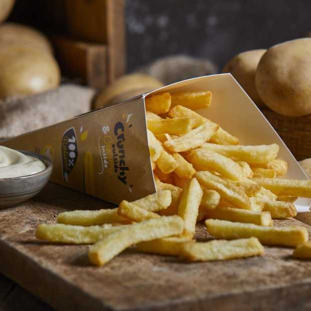 Leon&Leon: de eerste koolhydraatarme airfryer friet ter wereld