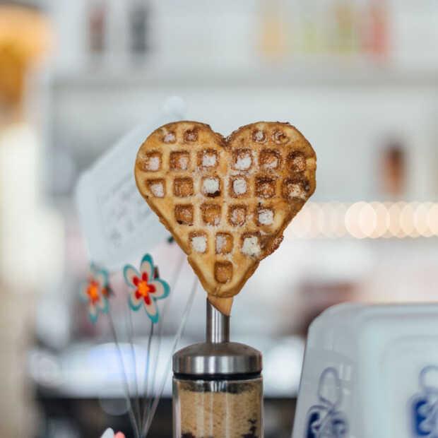 Stuur je favoriete restaurant een hartenkreet voor Valentijnsdag