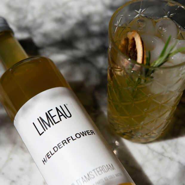 Limeau maakt verrassend verfrissende  limonadesiropen in eigen land