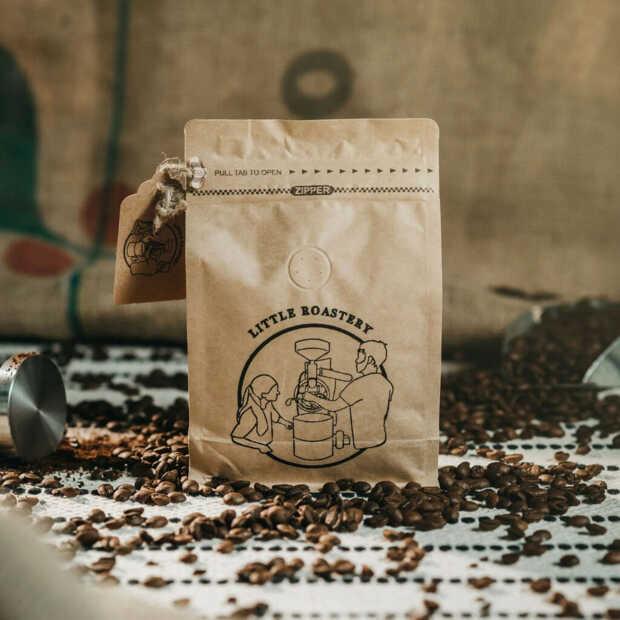 Koffiebranderij Little Roastery gaat voor het perfecte brandprofiel