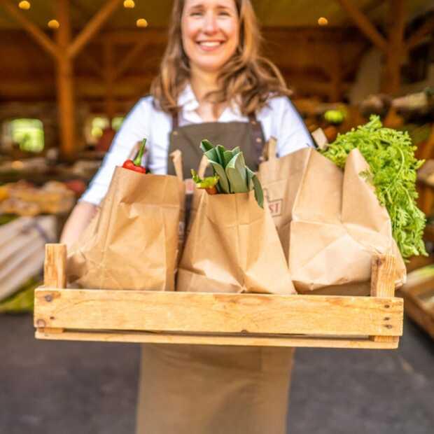 De Lokalist brengt verse producten van ruim 100 boeren bij je thuis