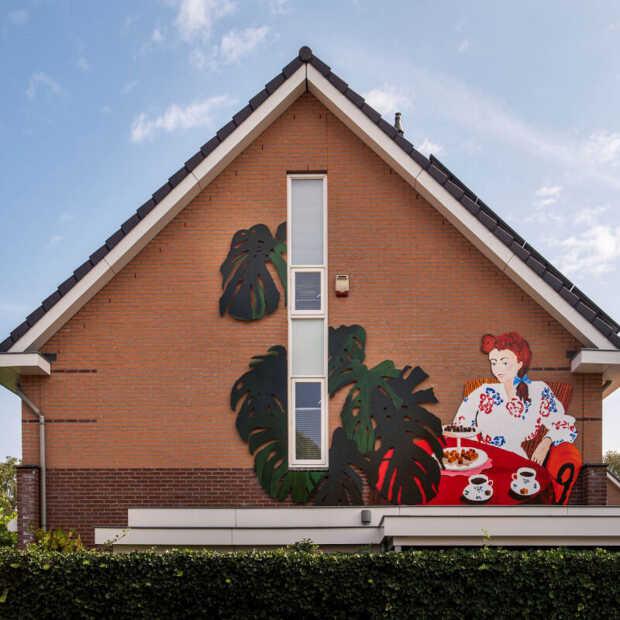 Lonka viert 100-jarig jubileum met onthulling kunstwerk in Breda