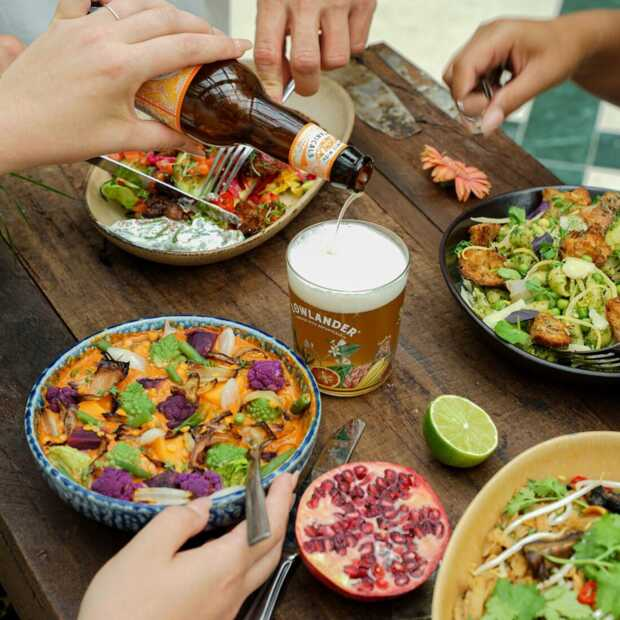 Lowlander en The Streetfood Club openen Botania Food & Beer Garden in Utrecht