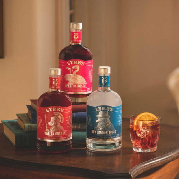 Lyre's maakt alcoholvrije dranken die net zo smaken als het origineel