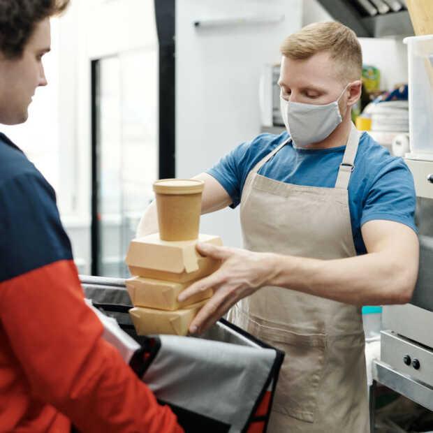 De eerste 'ghost kitchens' zijn actief in Nederland