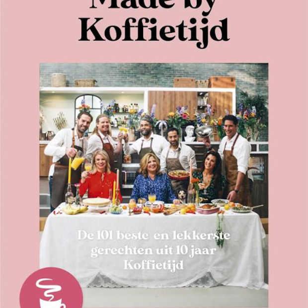 Kookboek 'Made By Koffietijd' nu in de winkels