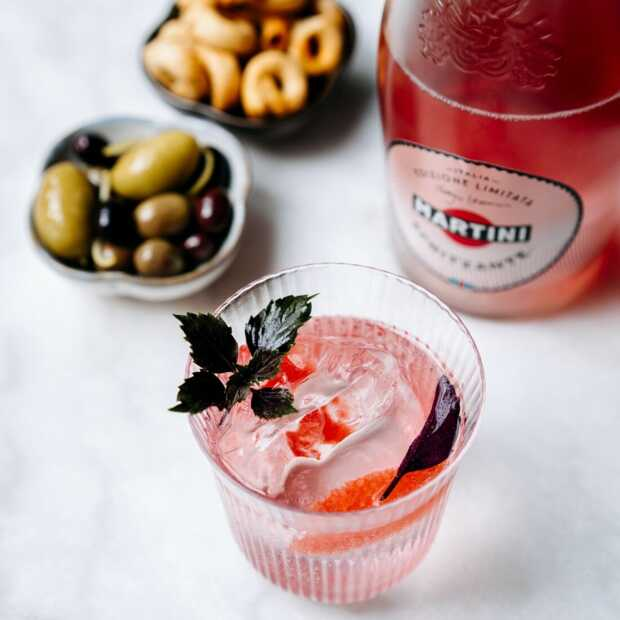 Martini lanceert samen met chef Sergio Herman ready-to-serve cocktail Spritzante