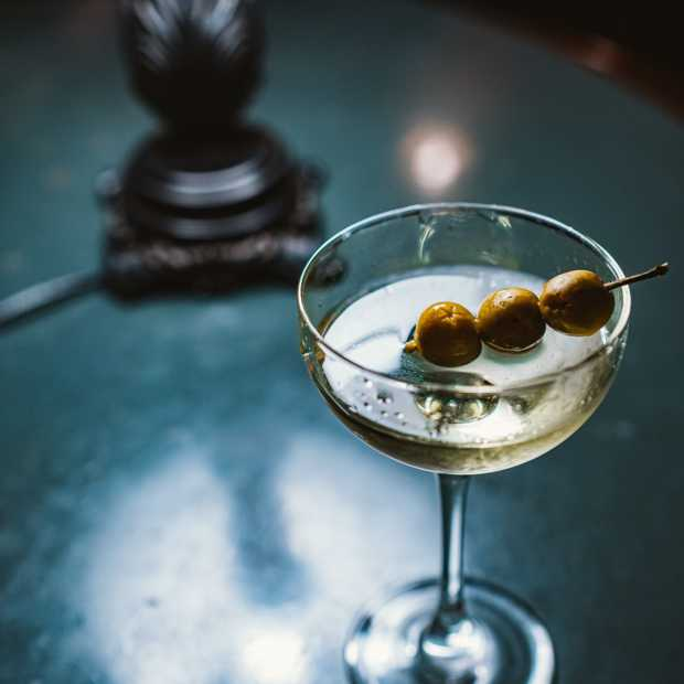 De ultieme Martini: stirred, not shaken