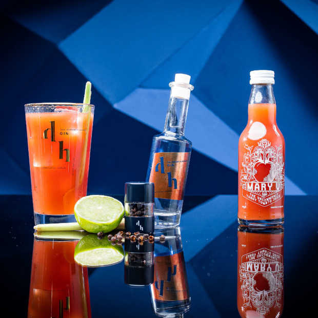 Mary From Belgium: een gastronomische Bloody Mary