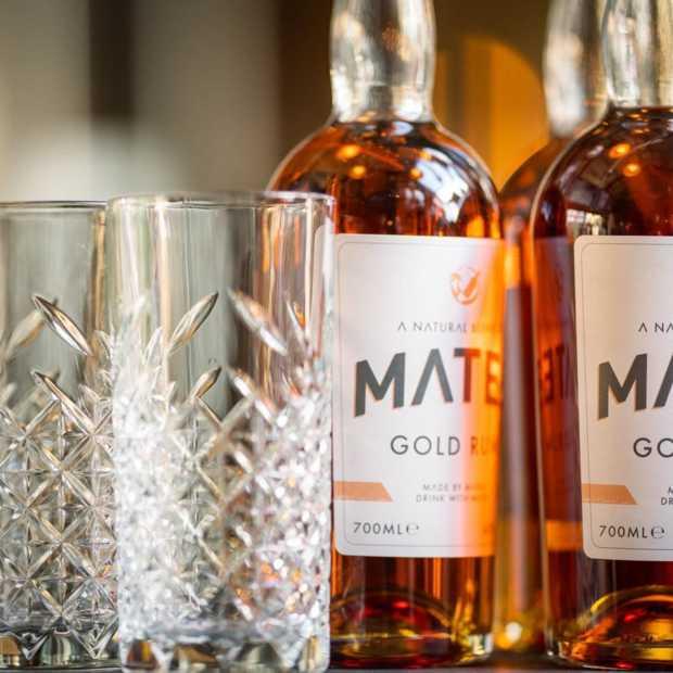 Mates Gold Rum: smaakvolle blended rum in vernuftige fles