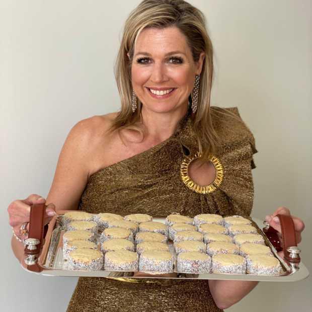 Koningin Maxima deelt op verjaardag recept favoriete koekjes
