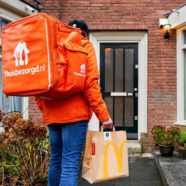 McDonald's verwacht dit jaar een half miljoen Big Mac's te bezorgen