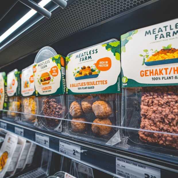 Jumbo start met pilot producten Meatless Farm in twintig winkels