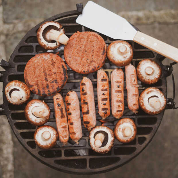 Plantaardige producten Meatless Farm in Nederland op de markt