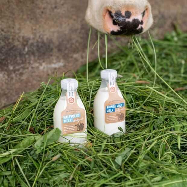 Mijn Melk brengt verse melk van de boer zo snel mogelijk bij de consument