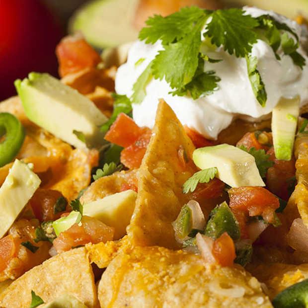 Drie bizar heerlijke nacho-gerechten