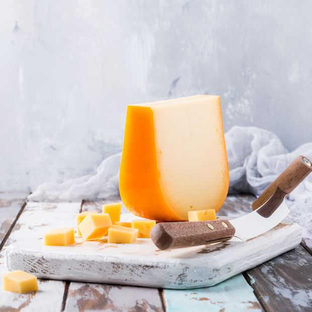 Nederland groot in kaas?