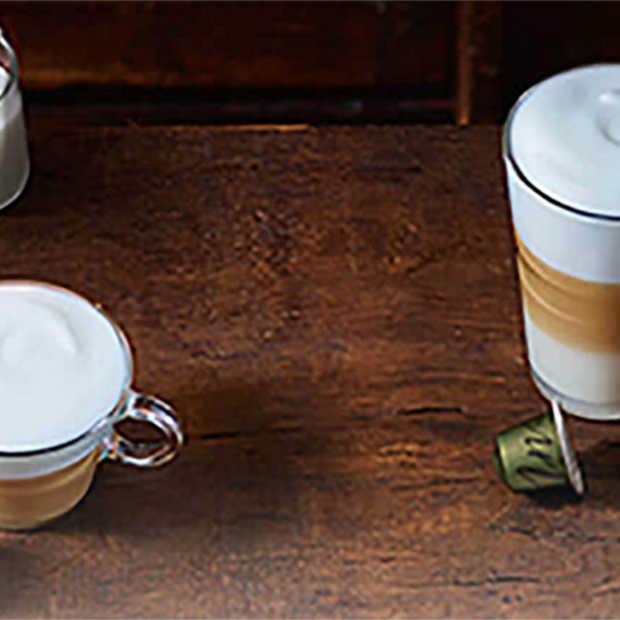 Vijf nieuwe smaken voor Nespresso liefhebbers