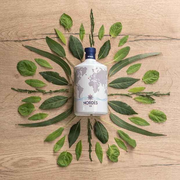 Nordés Gin is een enorm verfrissende gin door bijzondere botanicals
