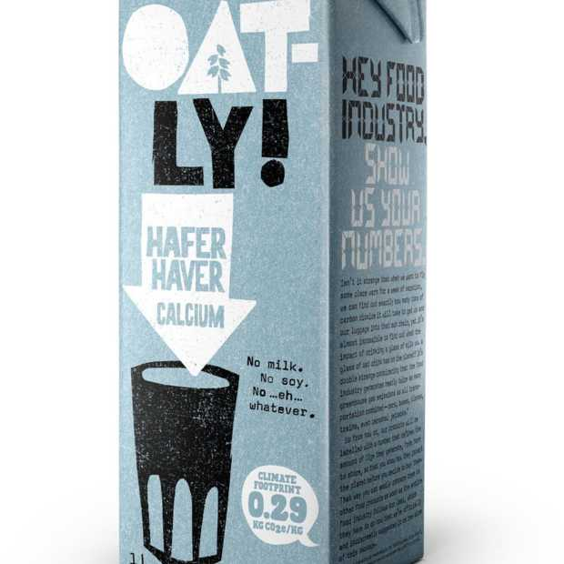 Haverdrankproducent Oatly opent eerste fabriek in Nederland