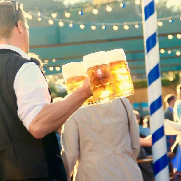 Meer alcoholvrij en -arm bier gedronken op Oktoberfest dan ooit tevoren