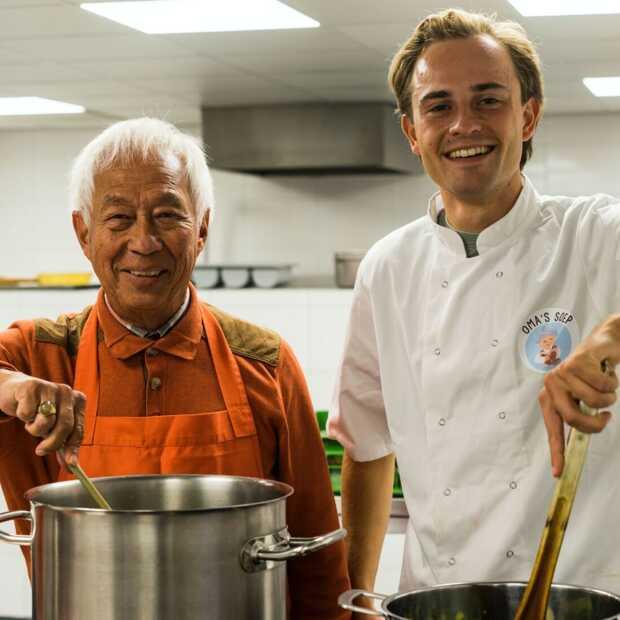 Oma's soep lanceert vier nieuwe stamp- en stoofpotjes tegen eenzaamheid