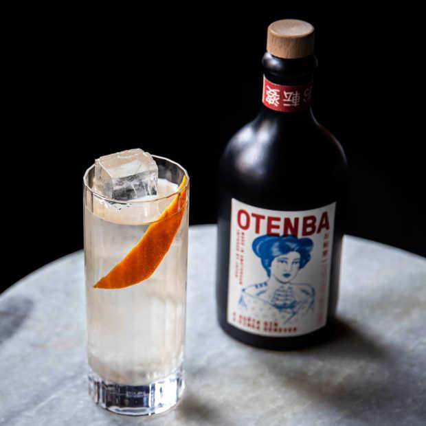 Otenba: een beetje gin een beetje jenever, maar vooral verdomd lekker