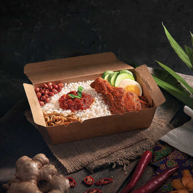 AirAsia verkoopt vliegtuigmaaltijden in  restaurants en gaat wereldwijd uitbreiden