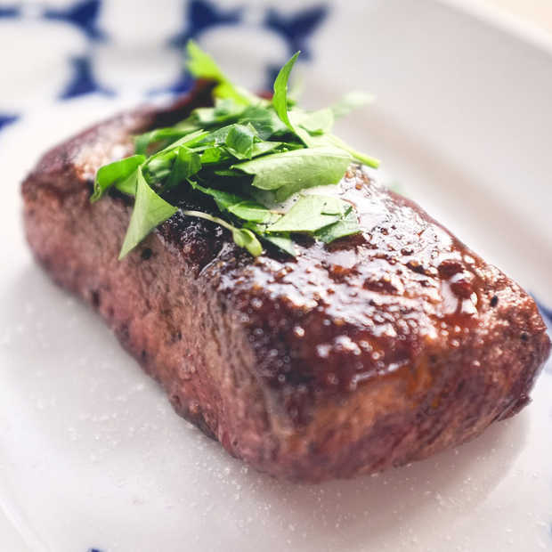 Zo bak je de perfecte steak