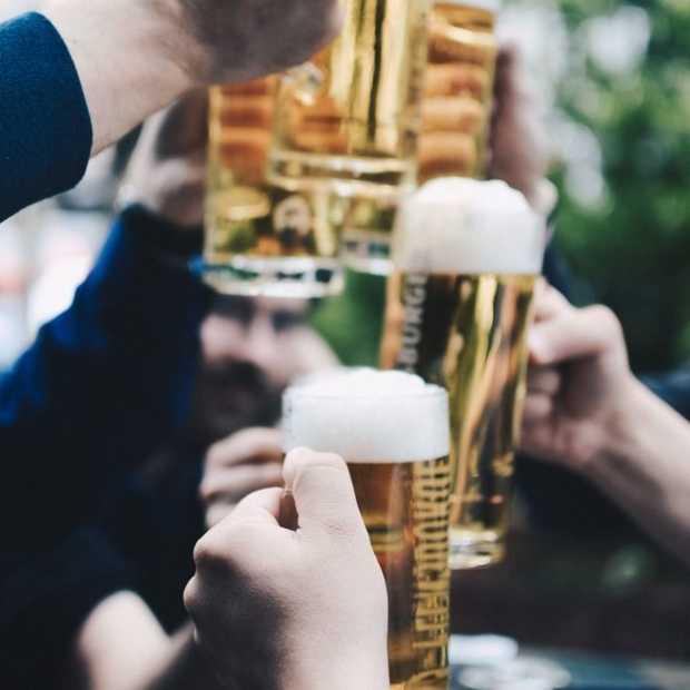 Nederlanders drinken gemiddeld minder dan rest van Europeanen