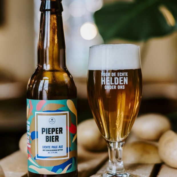 Bier drinken tegen voedselverspilling