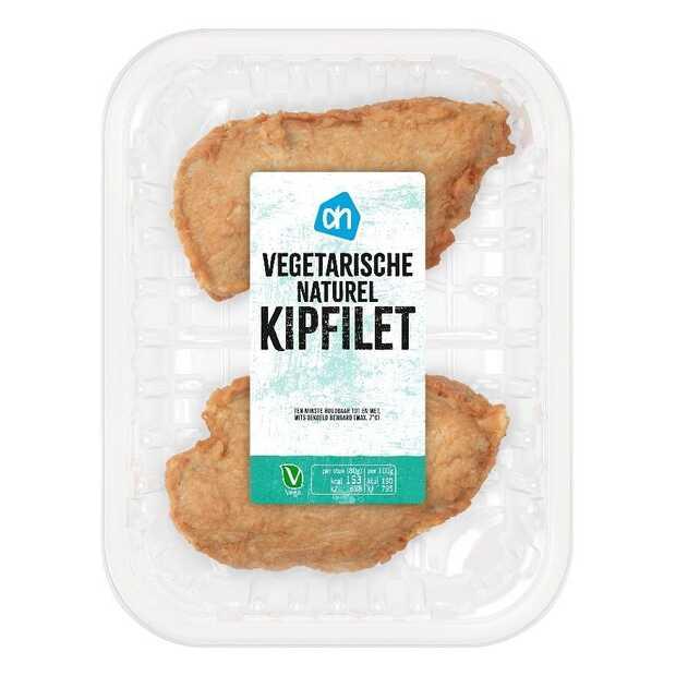 Albert Heijn legt eigen merk vegetarische kipfilet in winkels