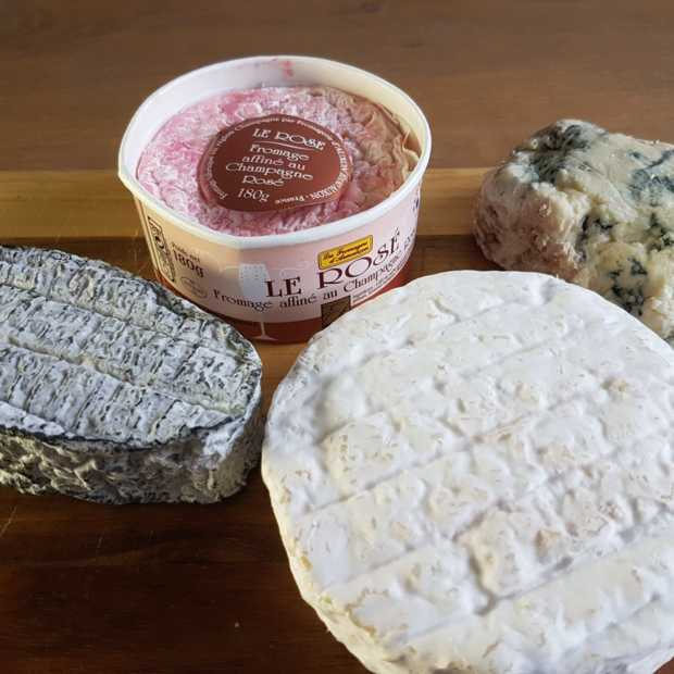 Eatly proeft: Het kaaspakket van Pluk de Kaas
