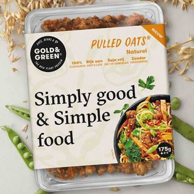 Pulled Oats winnaar Horecava Innovation Award 2020