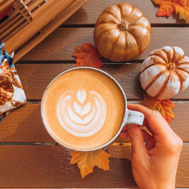 Pumpkin Spice Latte bij Starbucks is aftrap naar de herfst