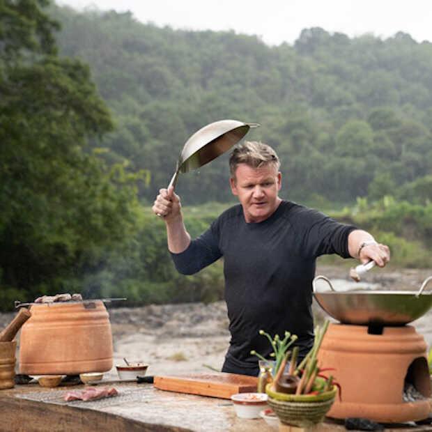 100 kooktips van Gordon Ramsay die het leven in de keuken fijner maken