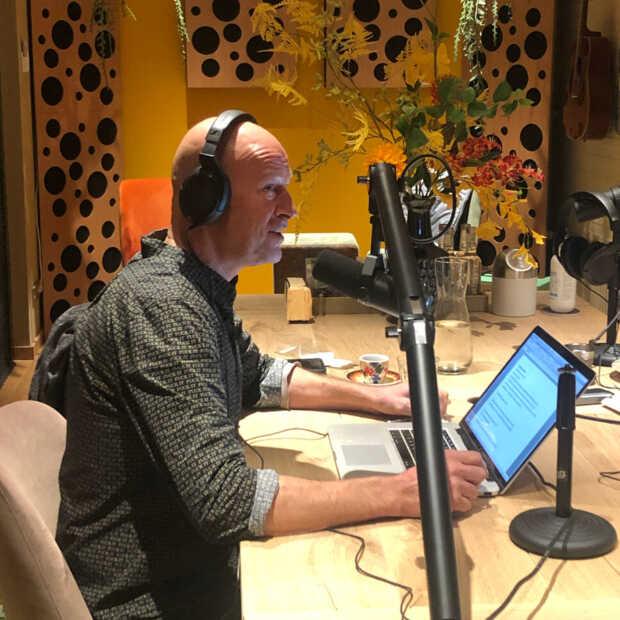 René Pluijm start podcast met de titel Pluijm's Eetbare Podcast