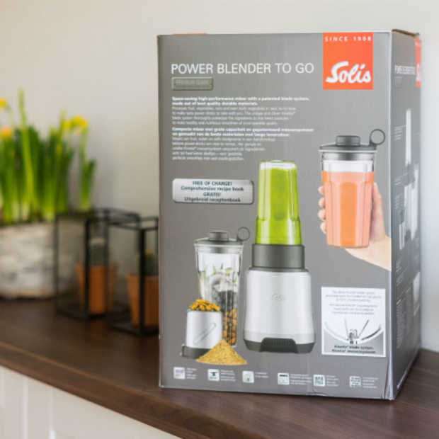 Review: Solis Power Blender To Go