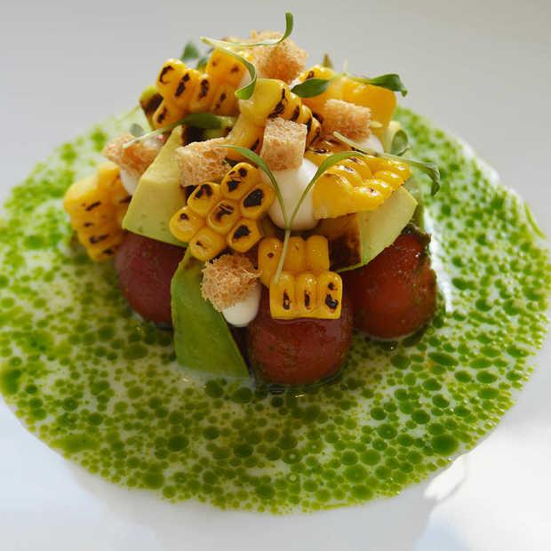 Het beste Groenterestaurant in Nederland: Librije's Zusje